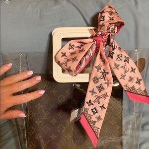 Louis Vuitton Silk Scarf